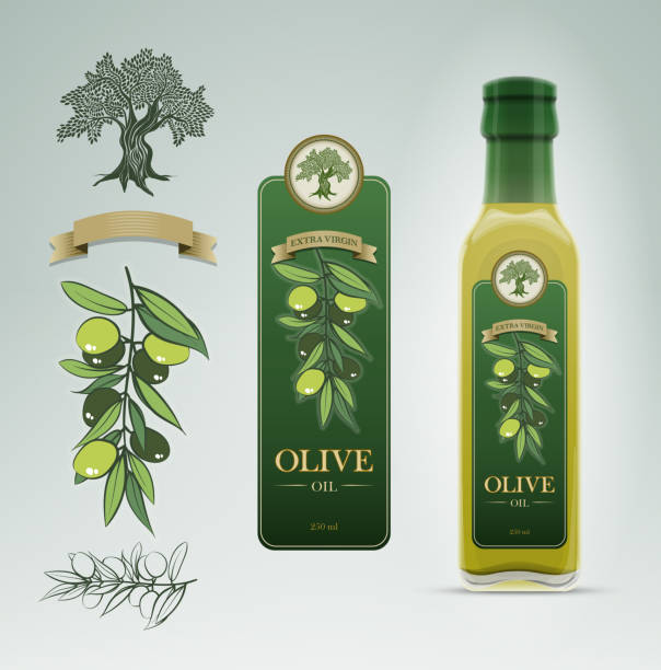 diseño packaging aceite oliva
