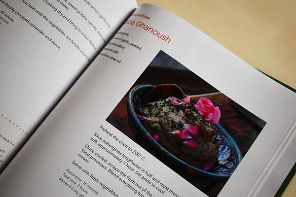 Autopublicación Libro de cocina