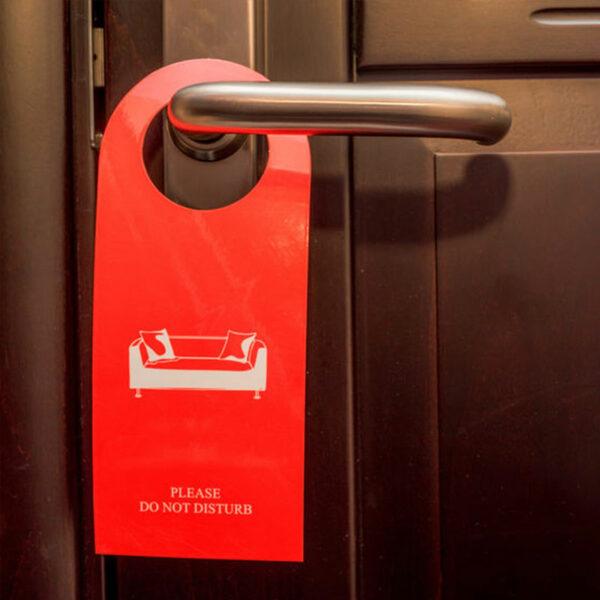 Colgadores de puerta personalizados