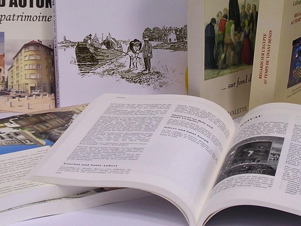 impresión novela