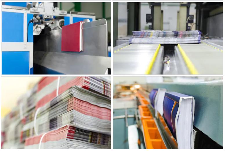 Como imprimir un libro con diferentes encuadernaciones