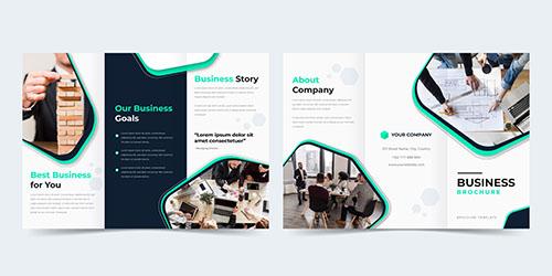 Diseño de Triptico de empresa