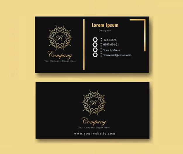 Diseño para tarjetas joyeros