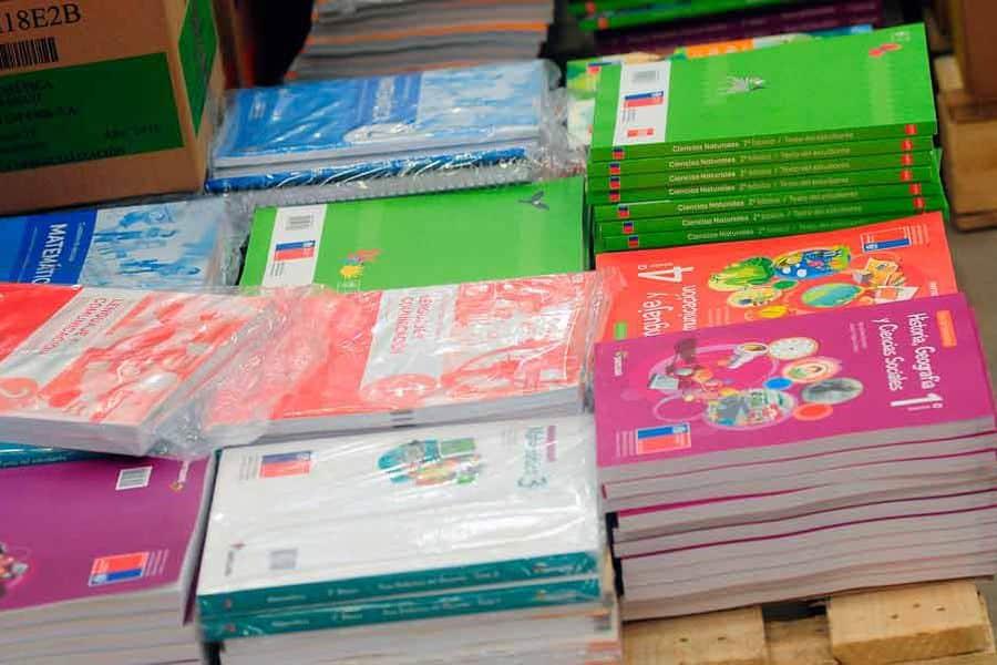Fabrica de libros escolares