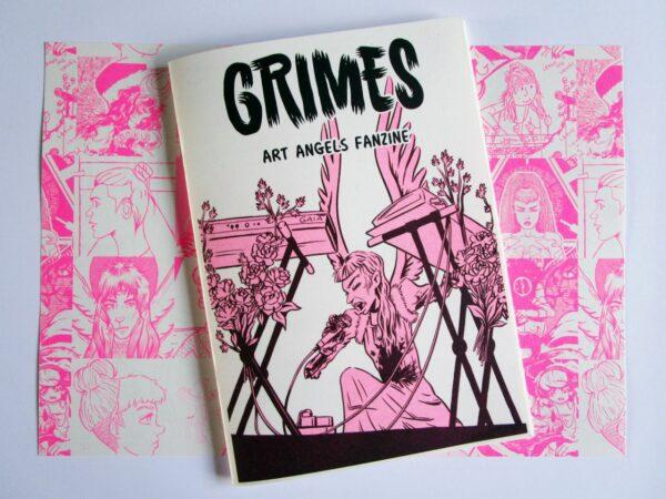 Fanzines personalizados impresos a todo color.