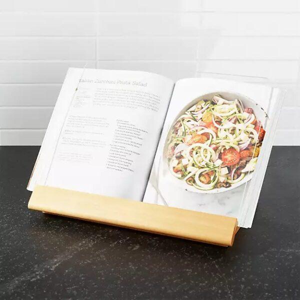 Hacer libro de recetas