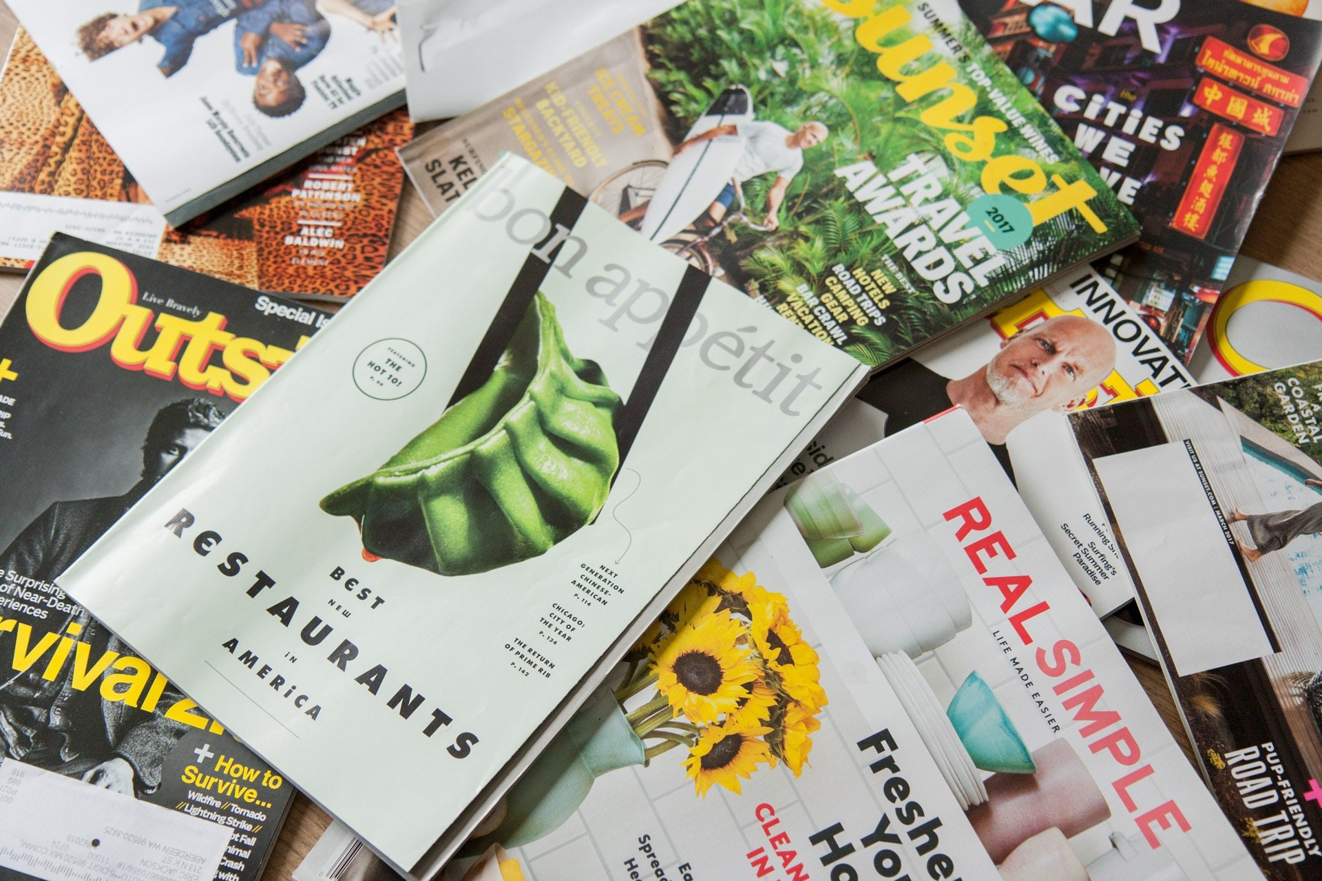 Hacer revista personalizada
