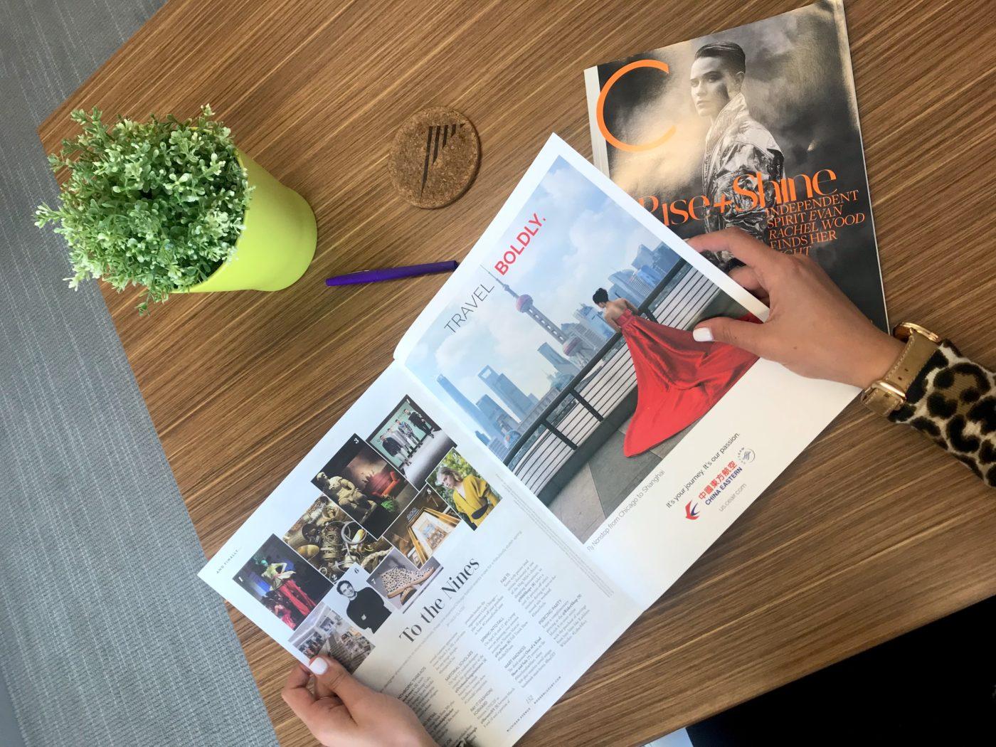Hacer revista personalizada impresa