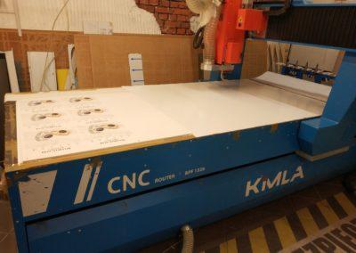 imprenta para materiales rígidos