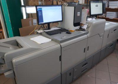 impresión digital libros
