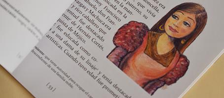 Ilustraciones para autopublicar libro