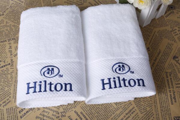 Impimir toallas hotel
