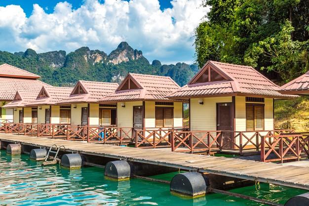 Imprenta para bungalows y camping