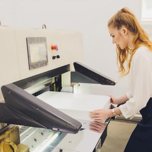 Impresión maquinas imprenta