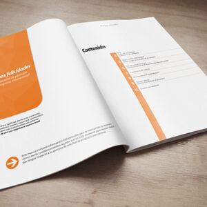 Impresión de manuales