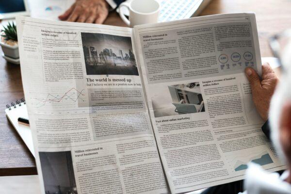 Impresión de noticieros para editoriales, organismos y ayuntamientos