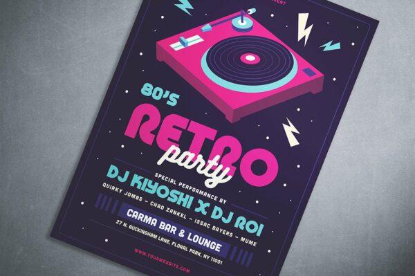 imprimir flyers de discotecas