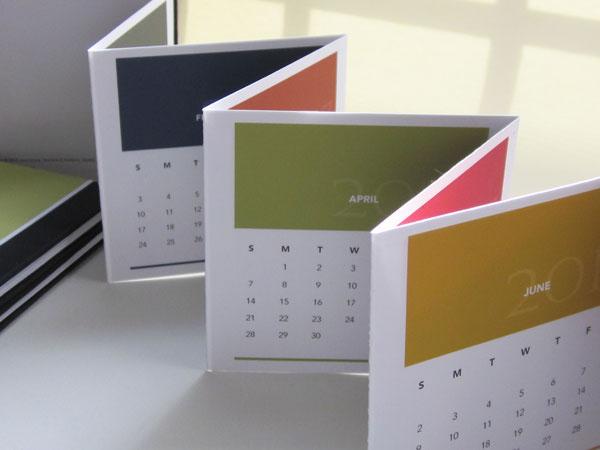 Imprimir Calendarios de sobremesa personalizados