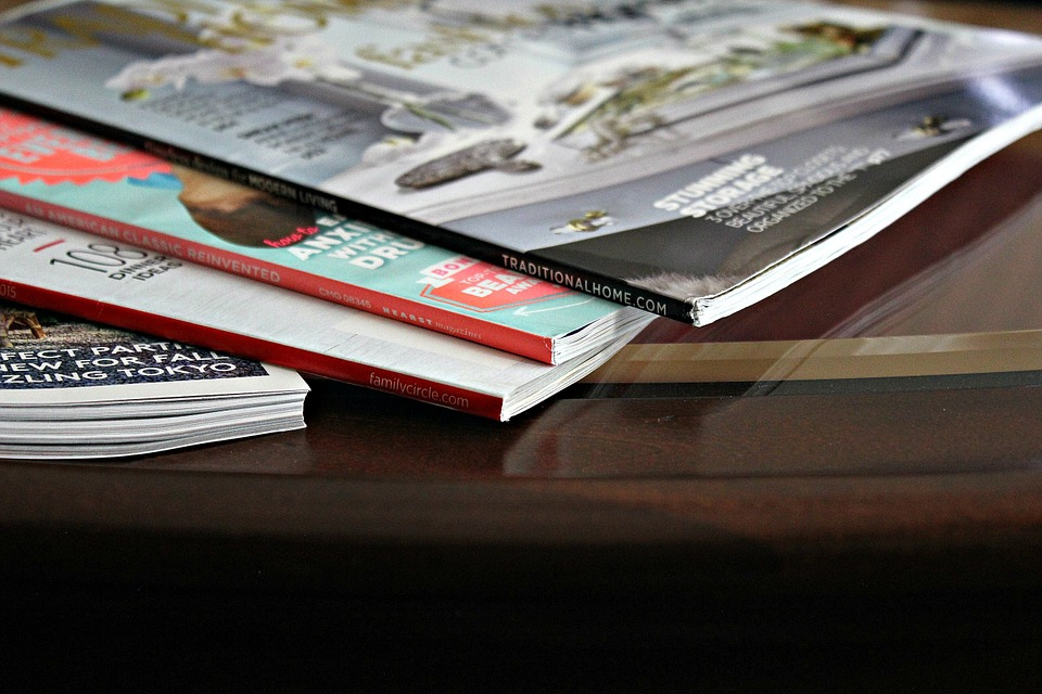 Imprimir Revistas encoladas