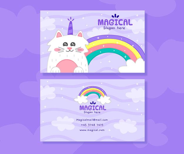 Imprimir Tarjetas infantiles diseño