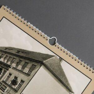 Imprimir calendarios con espiral