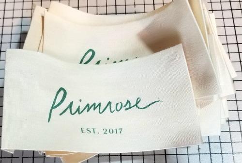 Imprimir etiquetas textiles