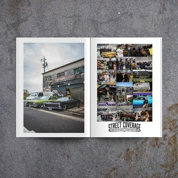 Imprimir fanzine grapado con tu diseño.