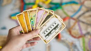 Impresión de juegos de mesa carton