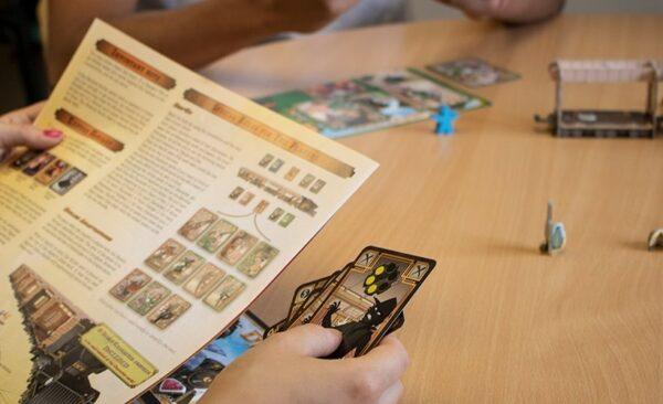juegos de mesa con instrucciones