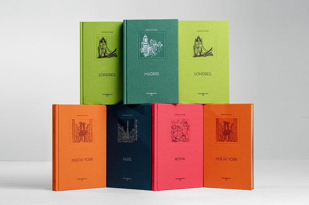 Imprimir libros cartoné tela