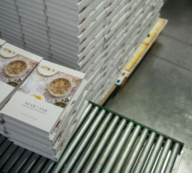 Imprimir recetarios de cocina personalizados