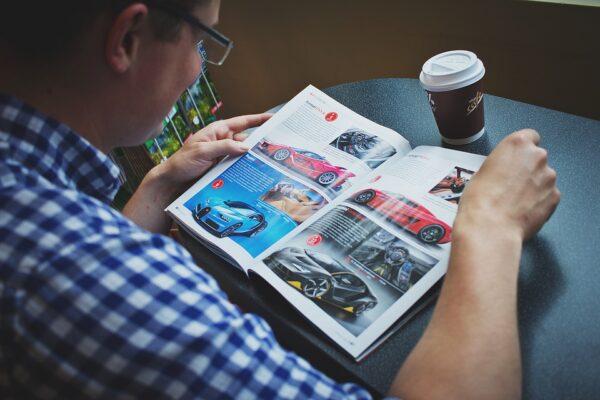 Imprimir revista publicitaria