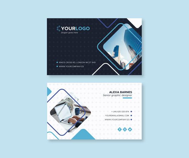 Imprimir tarjetas visita informatica