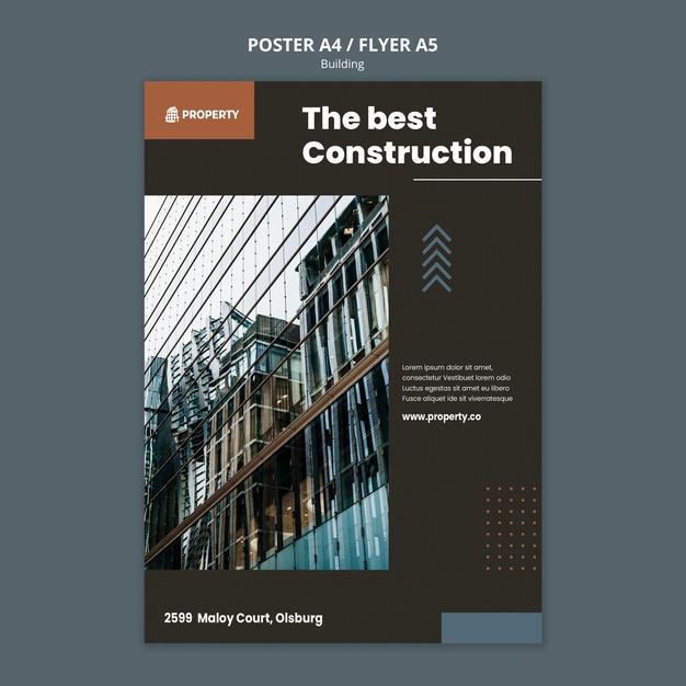 diseño de folletos de inmobiliarias