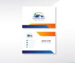 Inmobiliaria diseño de tarjetas profesionales
