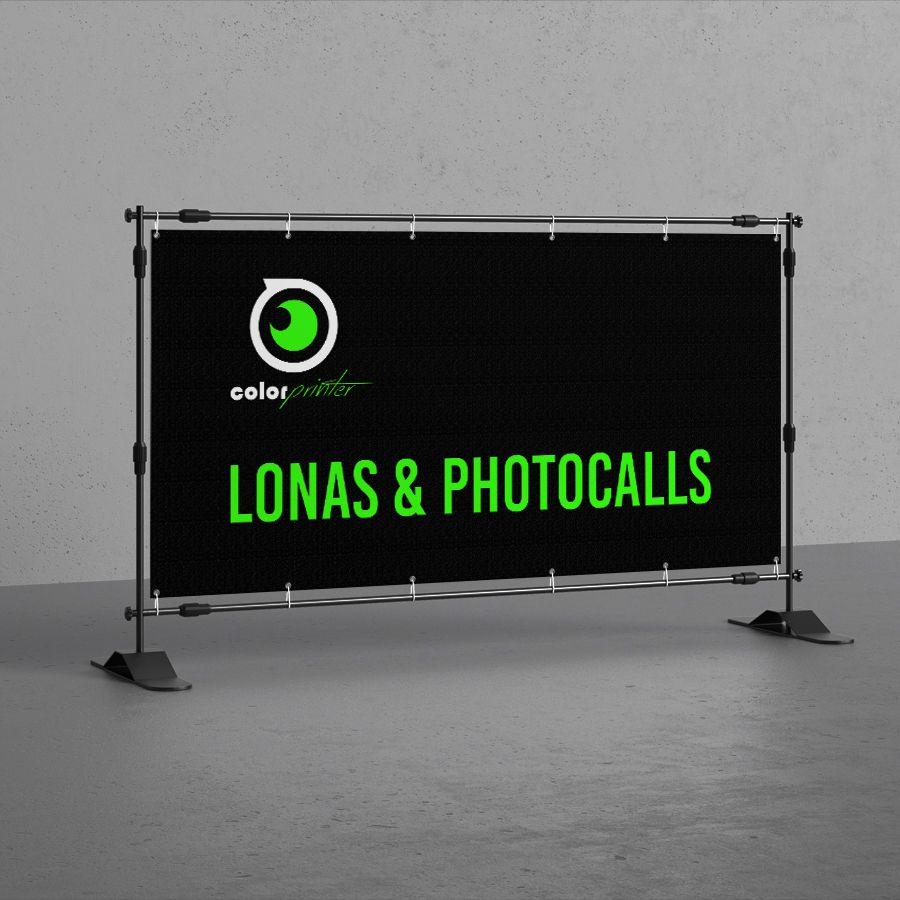 lonas photocalls