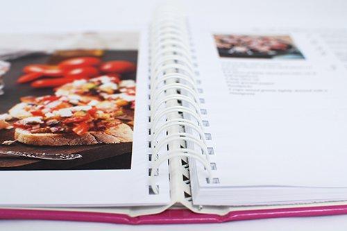 catálogo de recetas wire-o