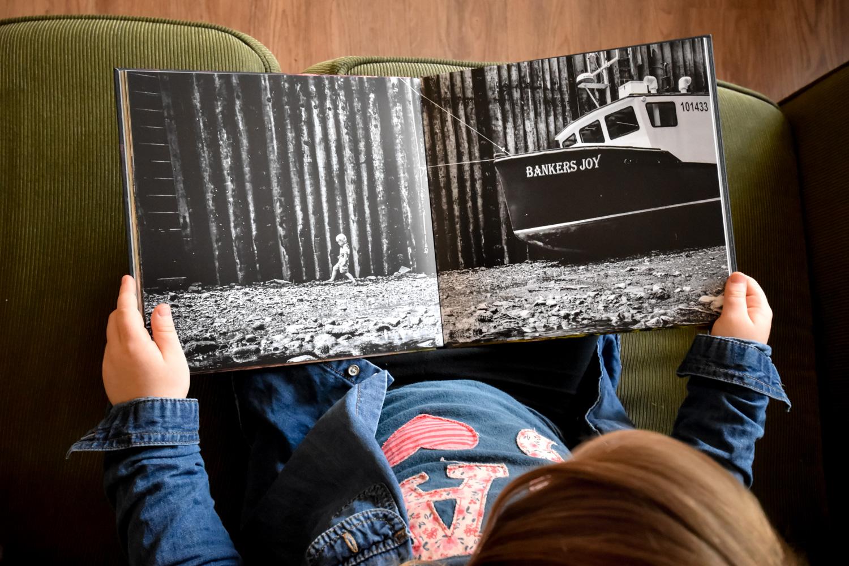 Fotolibros en blanco y negro