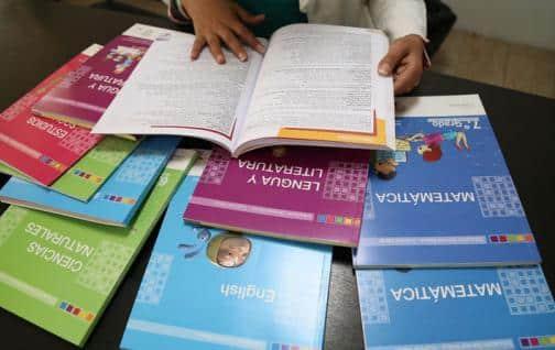 Fabricación de Libros escolares