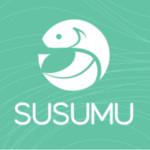 Logotipo identidad visual representativa sushi