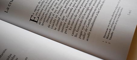 Maquetación autoedición libro