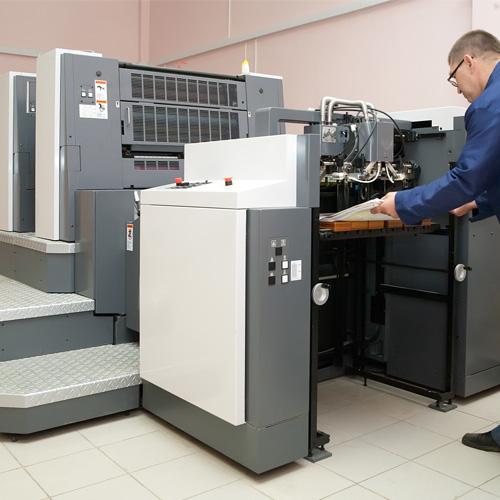 Impresión Offset en imprenta Motril