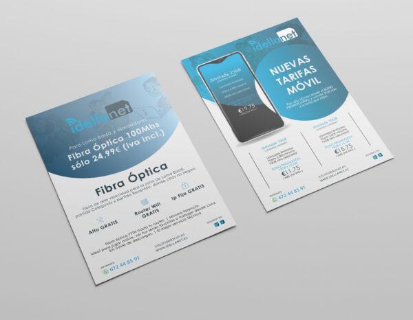 imprimir flyers A6