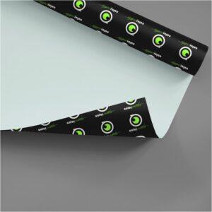 Imprimir papel de regalo personalizado
