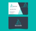 Plantilla para tarjetas de inmobiliaria agencia