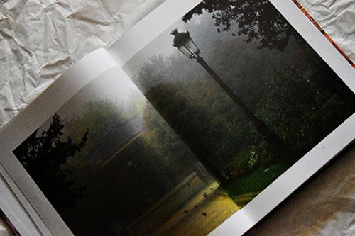 Publicación de libro de fotografía