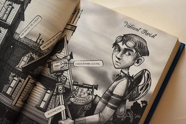Publicar libro de fantasía