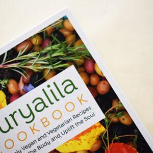 Publicar libro de recetas de cocina
