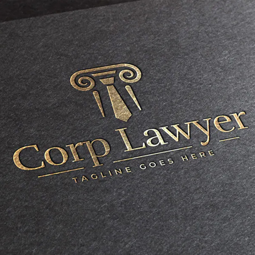 Tarjetas de presentación abogados