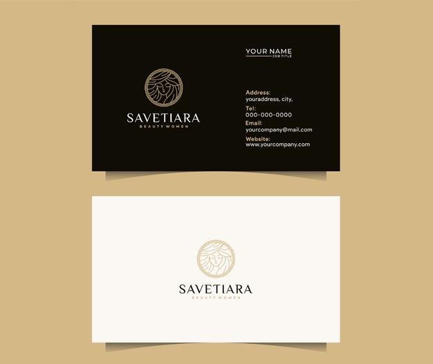 Tarjetas de presentacion Spa